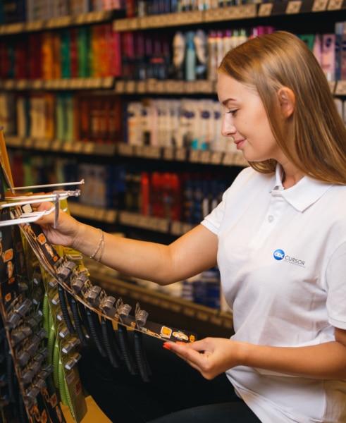 Shopper marketing to zespół działań realizowanych w środowisku punktu sprzedaży